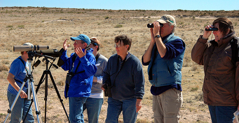 New Mexico's State Game Commission Lands also provide public access for wildlife-associated recreation through the Gaining Access into Nature (GAIN) program. Potential GAIN activities include: wildlife viewing, birding, photography, hiking, bicycling, cross-country skiing, snowshoeing, and horseback riding. (New Mexico Department of Game and Fish)