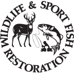 Sport Fish and Wildlife Restoration logo