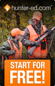 New Mexico Game & Fish online Hunter Education Manual from Hunter-Ed.com.