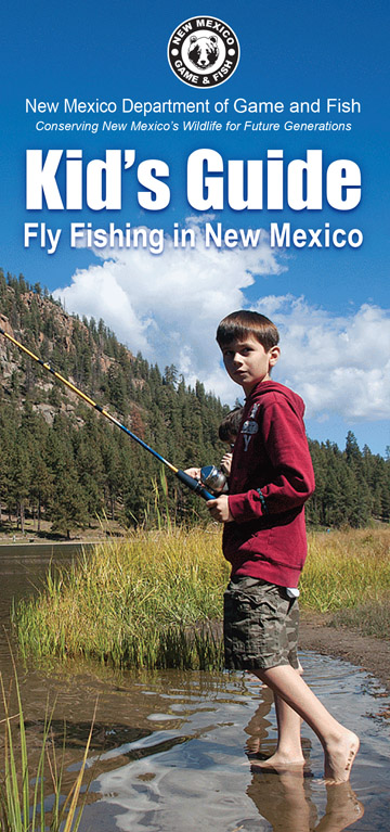 education-publications-Kids-Guide-Flyfishing-in-New-Mexico-NMDGF