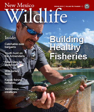 Click here for the newest publications from New Mexico Game and Fish