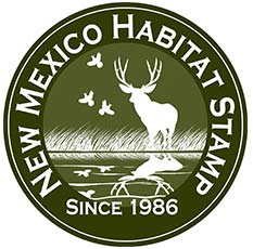 Habitat Stamp Logo - New Mexico Game & Fish, BLM, USFS