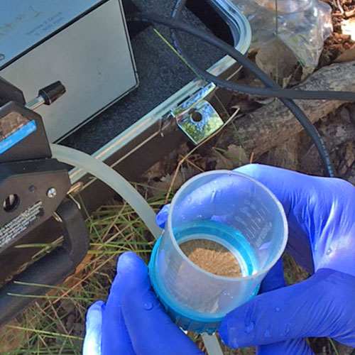 Share with Wildlife – Project Highlight: Detecting Fish Using Water Samples