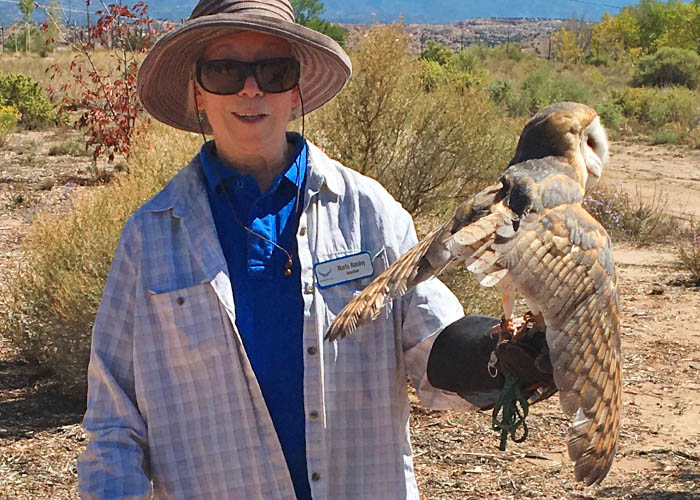 Share with Wildlife, New Mexico – Project Highlight: Rehabilitating Injured Wildlife