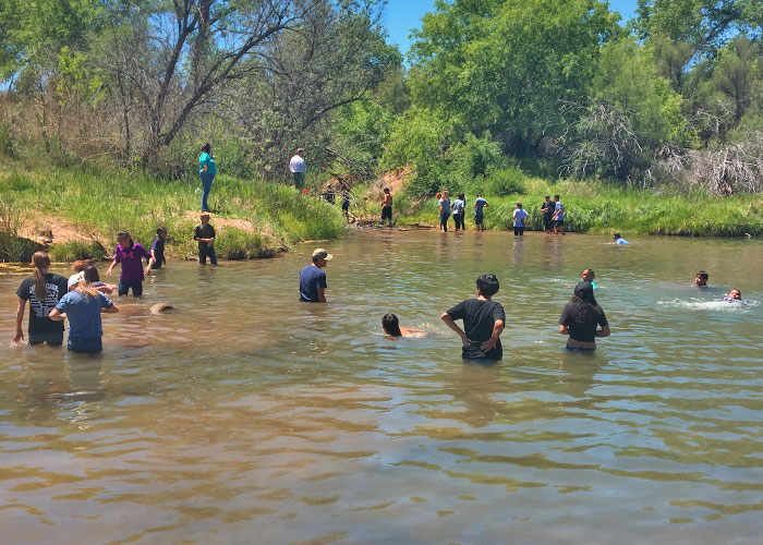 Share with Wildlife, New Mexico – Project Highlight: Learning about Water