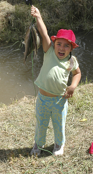 Free children's fishing derby June 14 in Santa Fe