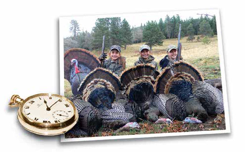 Turkey New Mexico Department Of Game Fish