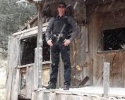 NMDGF Career Advancement - Sergeant Jason Kline