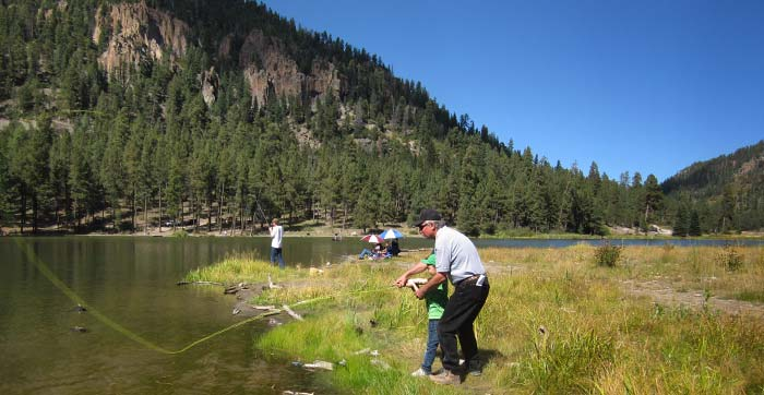 Gone Fishing - Discover New Mexico - Wildlife Conservation Curriculum
