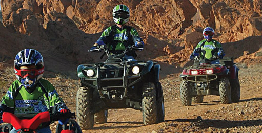 Students during a New Mexico Game and Fish OHV class - OHV Advisory Board page