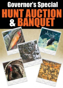 Premiere Hunting & Fishing Package Benefit Banquet Auction: New Mexico Wildlife Foundation