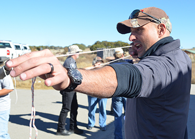Game and Fish archery coordinator Brian Guzman to be honored