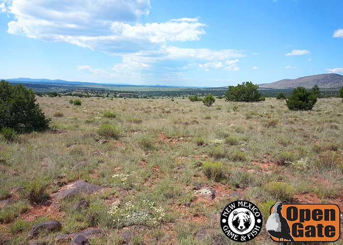 New Mexico Game And Fish Department Hunting Lands Maps