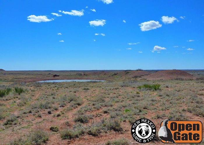 New mexico game and fish department hunting lands maps for Nm game and fish unit map