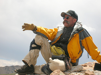 New Mexico Department of Game and Fish bighorn sheep biologist Eric Rominger has been inducted into the Wild Sheep Foundation's Wild Sheep Biologist's Wall of Fame.