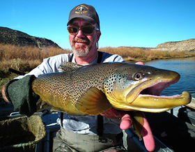 Wethington, Fisheries biologist receives lifetime achievement award, New Mexico Dept of Game and Fish