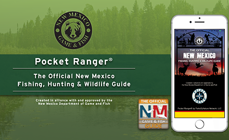 Hunting lands maps new mexico department of game fish for Utah hunting and fishing mobile app