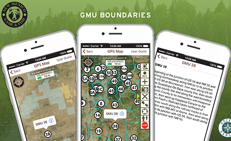 New Mexico Hunting Maps & Mobile Apps