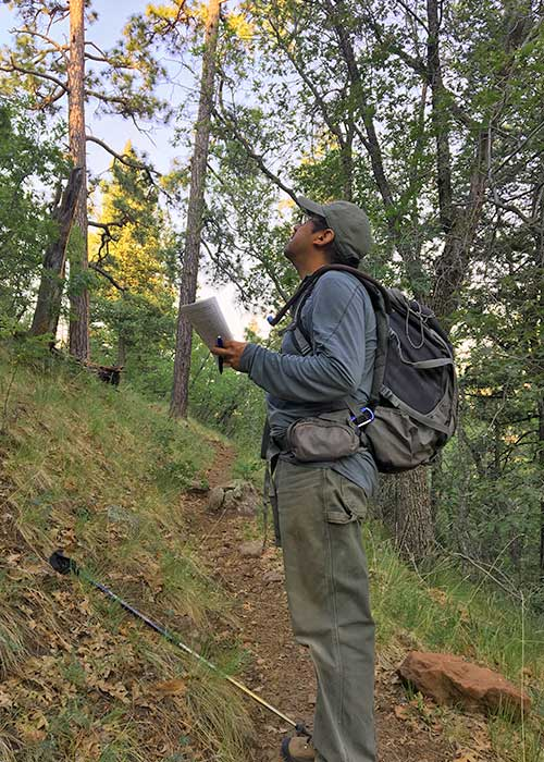 Share with Wildlife, New Mexico – Project Highlight: It's All About Listening