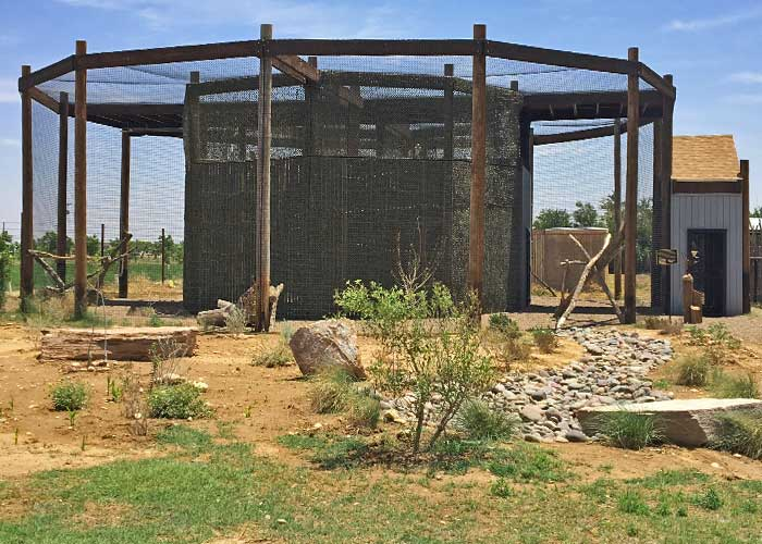 Share with Wildlife, New Mexico – Project Highlight: Desert Willow Wildlife Rehabilitation Center in Carlsbad