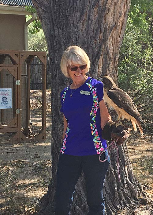 Share with Wildlife, New Mexico – Project Highlight: New Mexico Wildlife Rescue Inc.'s Open House!