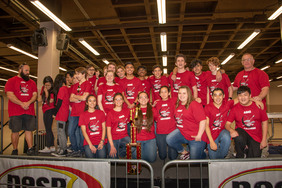NASP 2019 Tournament - Students, schools claim titles at National Archery in the Schools State Tournament, New Mexico Department of Game and Fish, news 2-11-2019