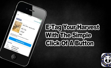 E-tag your harvest with the simple click of a button