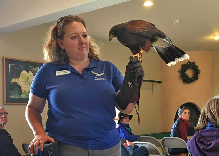Wildlife Education and Rehabilitation, Project Highlight- Share with Wildlife, New Mexico Department of Game and Fish