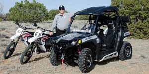 The New Mexico Department of Game and Fish is online with Off-Highway Vehicle services. Select a safety course that meets certification requirements.
