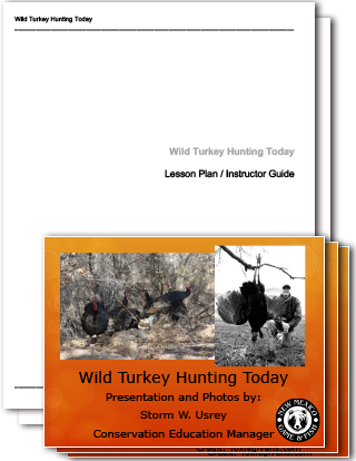 Lesson plans and presentations developed by New Mexico Department of Game and Fish professional educators, biologists and game wardens.