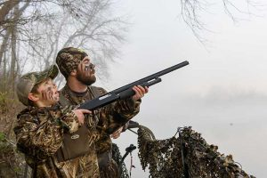 Mentored-Youth Hunting Program, NMDGF